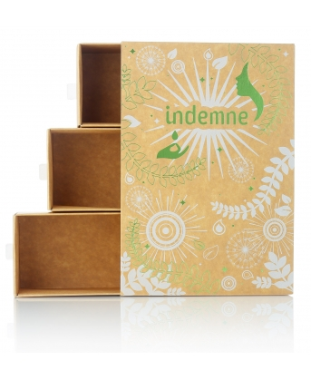 AN INDEMNE WORLD GIFT BOX